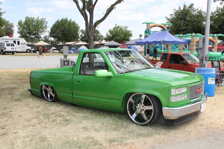 Summer Madness Gmc Truck
