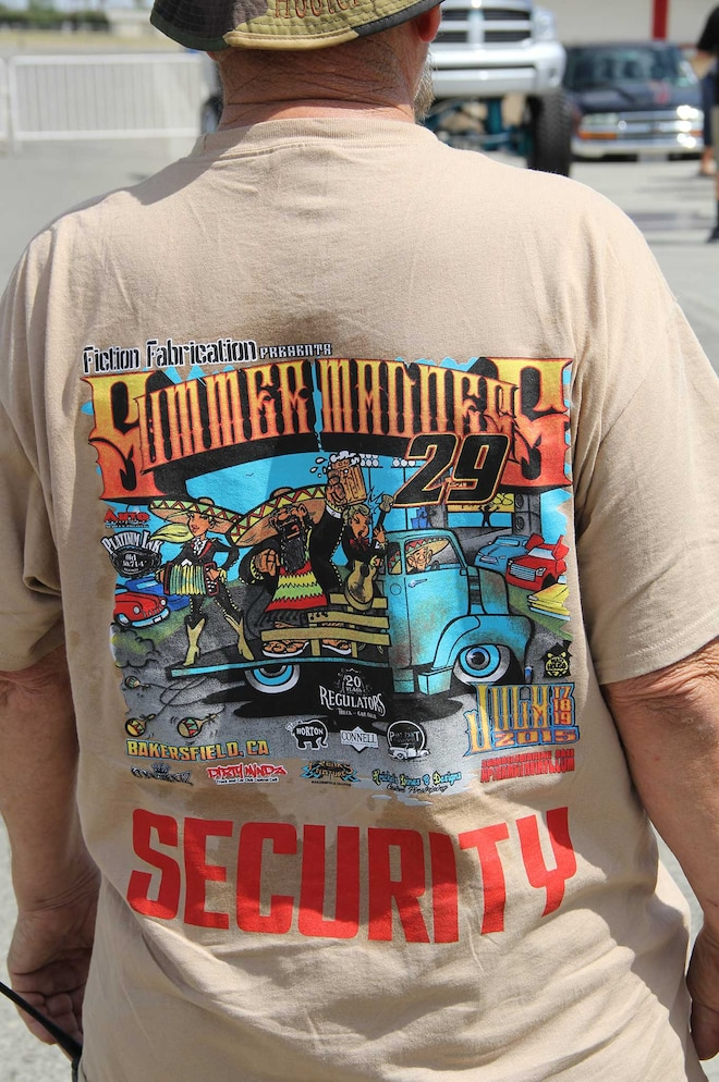 Summer Madness Security