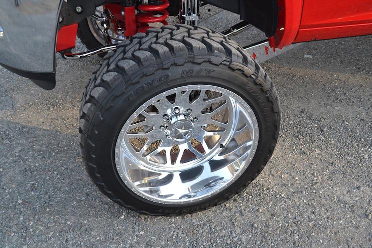 008 Ram Wheels