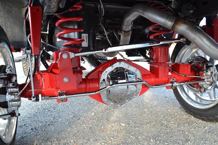 004 Ram Rear Axle