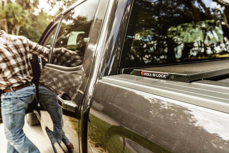 Auto News 8 Lug Work Truck Lund Roll N Lock Tonneau Acquired