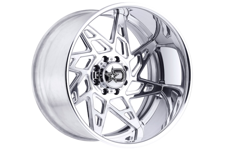 Forged Wheel Guide F60P