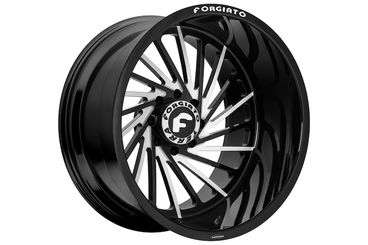 Forged Wheel Guide Ventoso