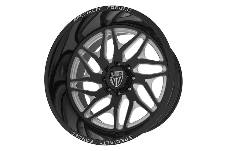 Forged Wheel Guide C708