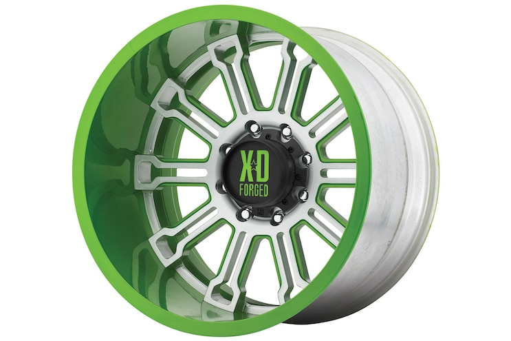 Forged Wheel Guide XD402 Syndicate