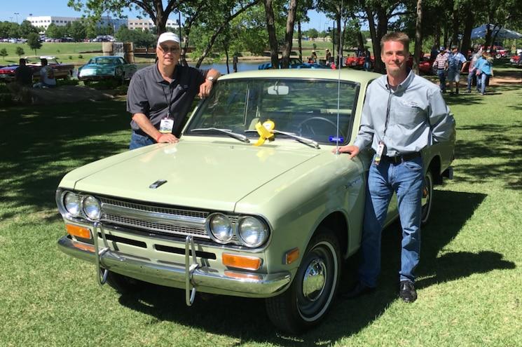 1972 Datsun 521 Pickup Concours D Elegance Texas Caretakers