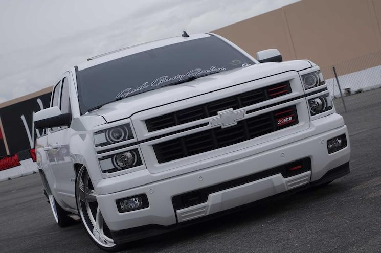 2015 Truckin Throwdown Rene Rodriguez Silverado Ltz Z71