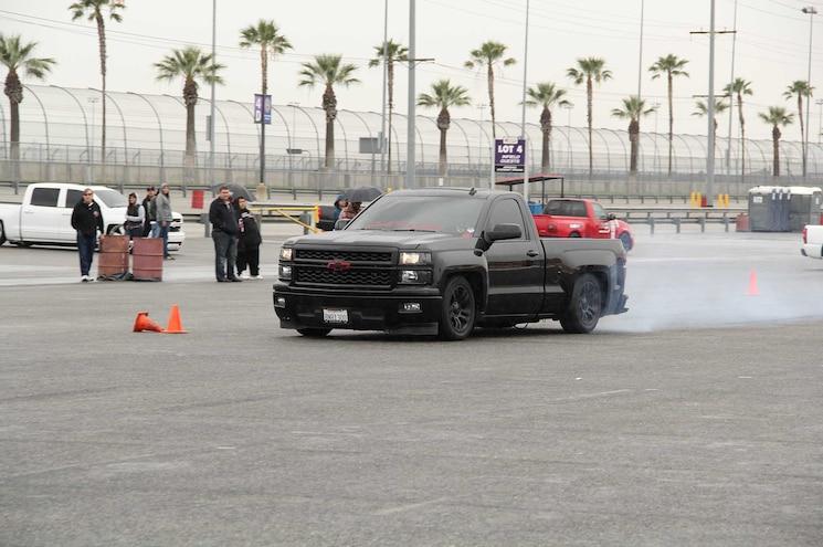 2015 Truckin Throwdown Beto Rodriguez Chevy Silverado