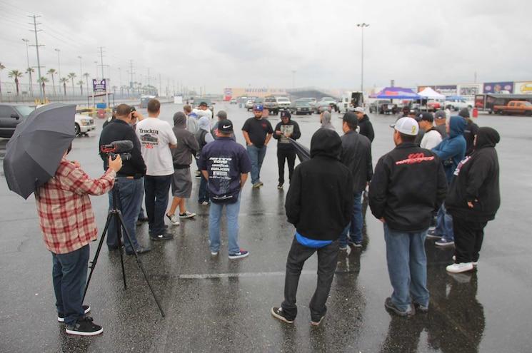 2015 Truckin Throwdown Autoclub Speedway