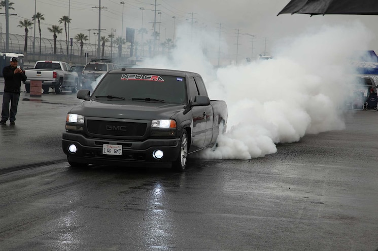 2015 Truckin Throwdown Alex Esparza Gmc Sierra