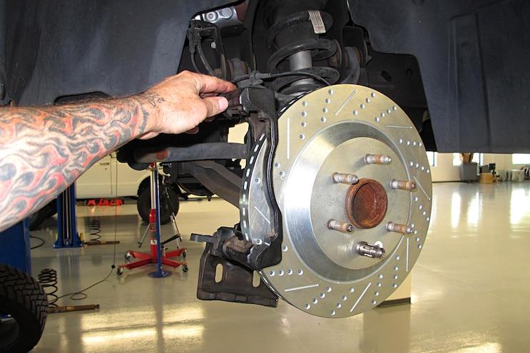 Baer Brake Kit 016