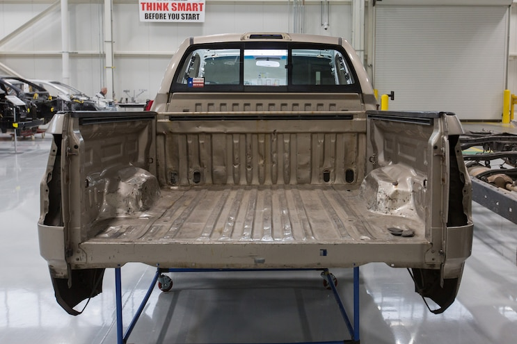 Million Mile 2007 Toyota Tundra Tear Down Bed