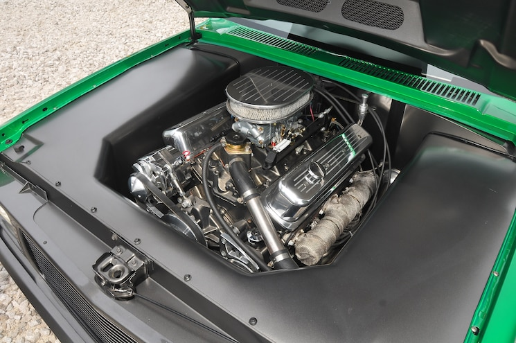 1985 Chevy S10 BlazeR Rod Engine