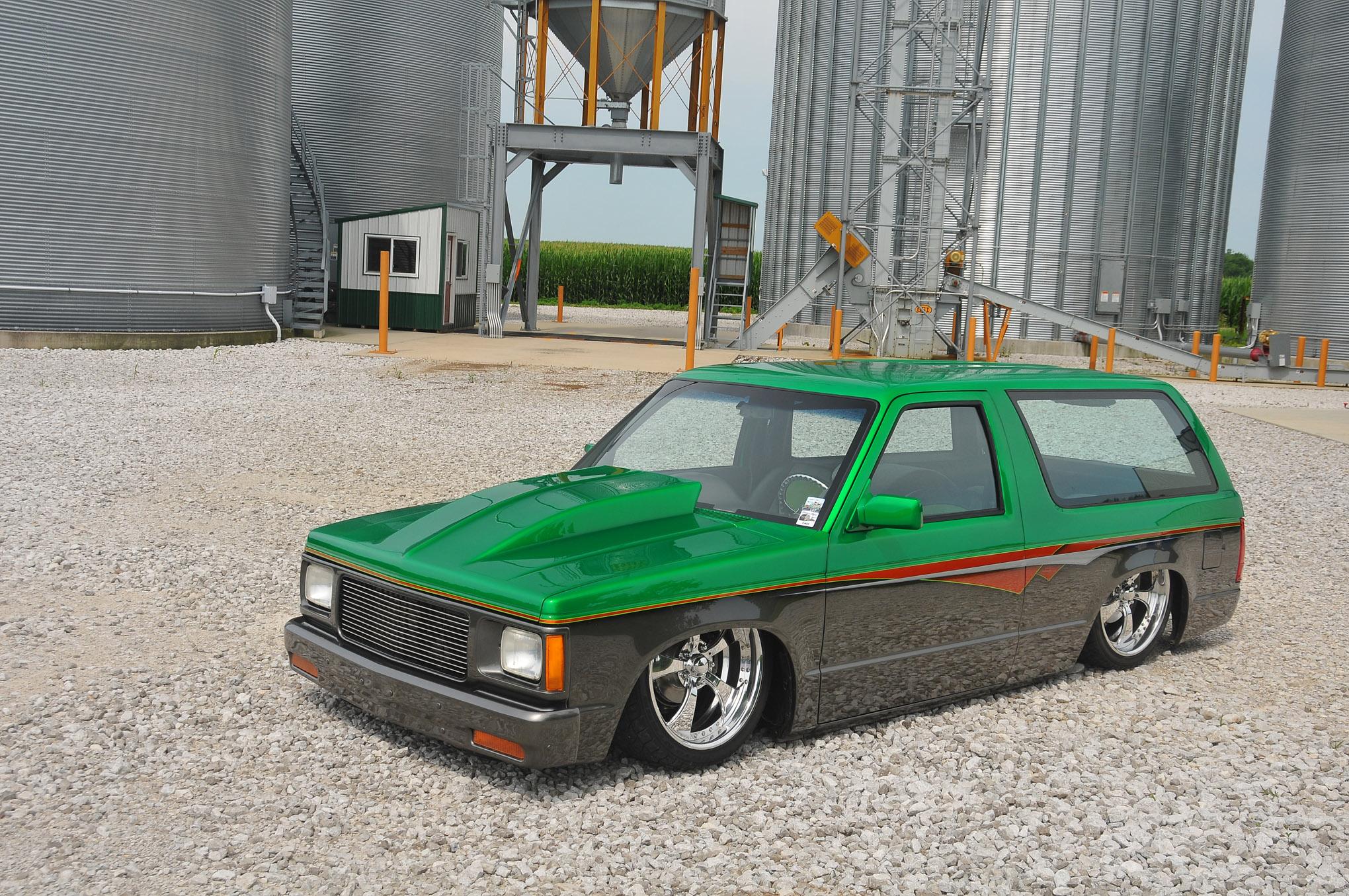 1985 Chevy S 10 Blazer Blazer Rod