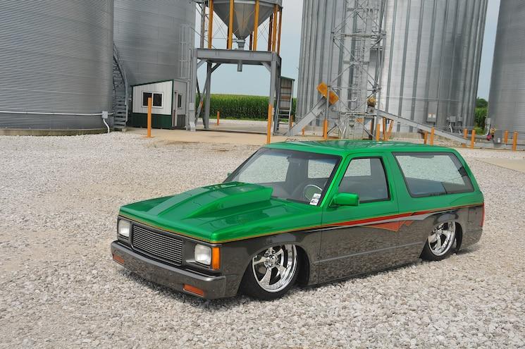 1985 Chevy S-10 Blazer- BlazeR Rod