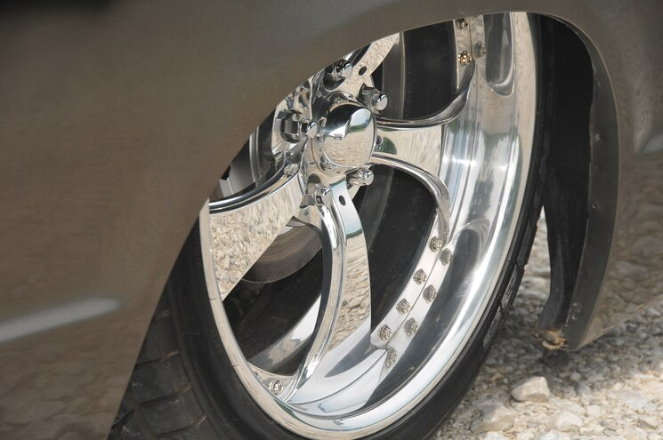 1985 Chevy S10 BlazeR Rod Wheel