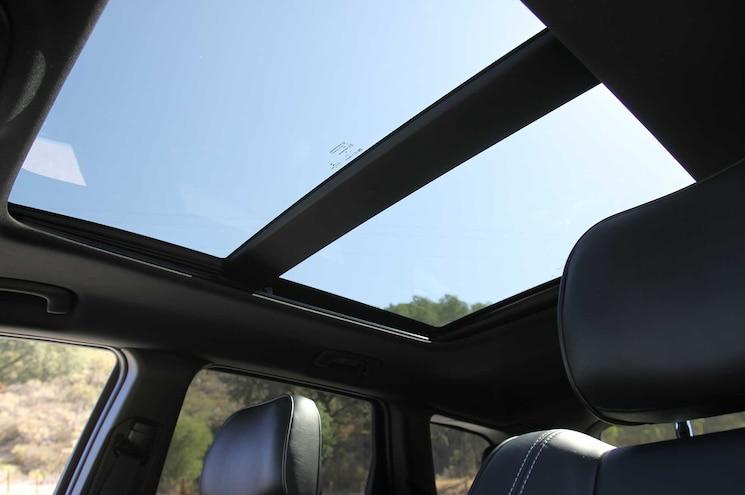 2014 Jeep Grand Cherokee Overland Ecodiesel Glass Roof