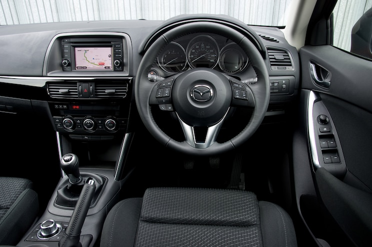 First Drive Uk Spec 2016 Mazda CX 5 Diesel Interior