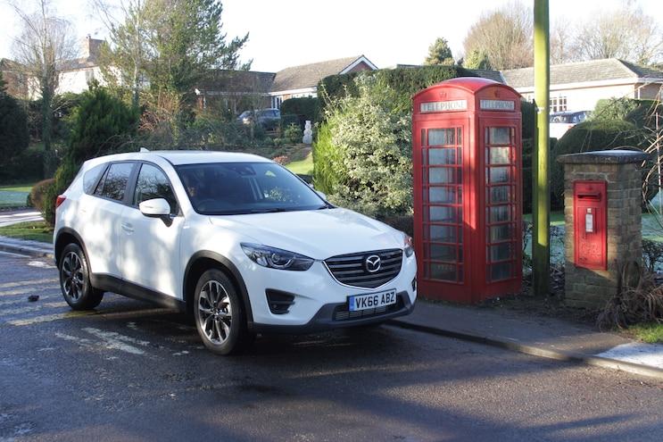 First Drive: UK-Spec 2016 Mazda CX-5 Diesel