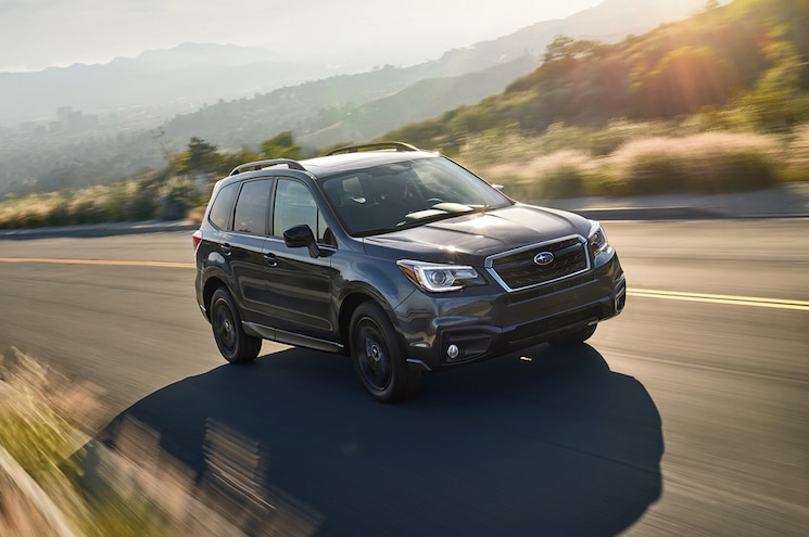 Subaru Reveals Forester 2.5i Black Edition, Releases 2018 Forester Pricing