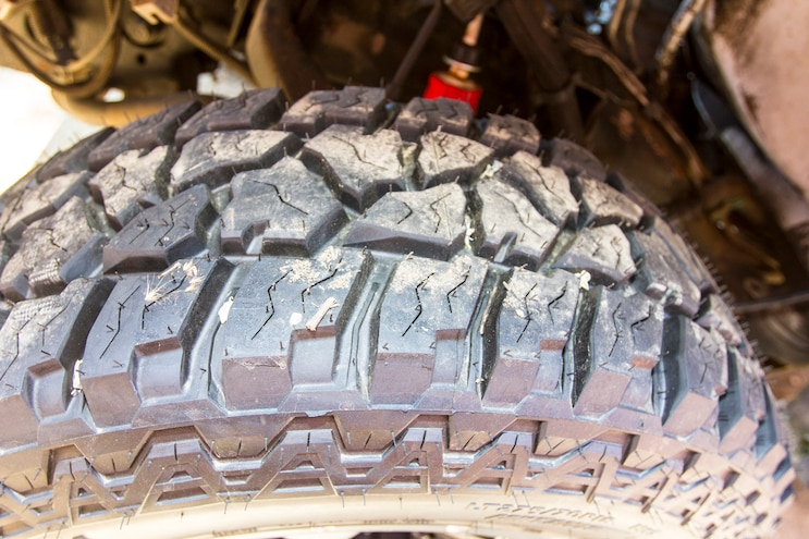 Mickey Thompson Baja Atz Tread