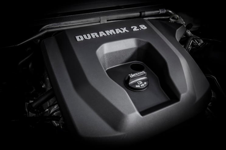 2017 Chevrolet Colorado Zr2 First Drive Duramax
