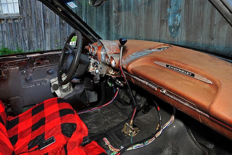 Cholette Chevy S10 Interior