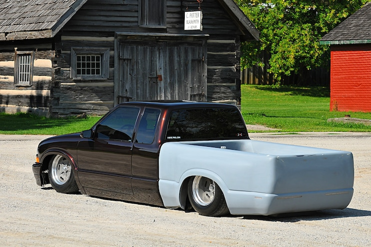 Cholette Chevy S10 Rear