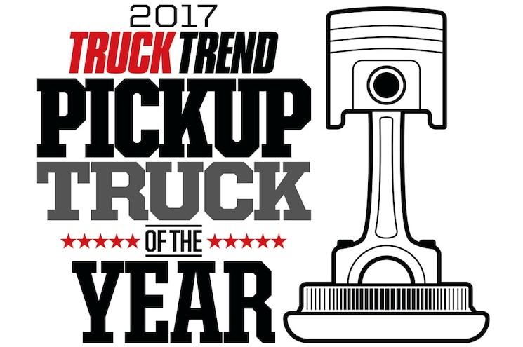 2017 Pickup Truck Of The Year Promo