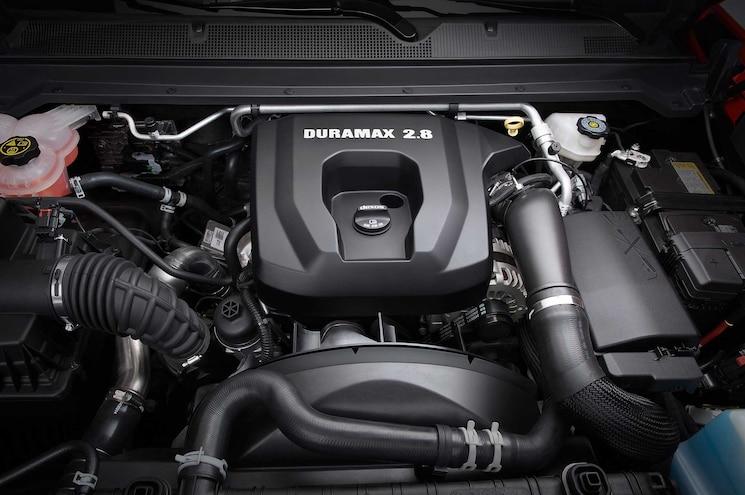 Colorado Canyon Diesel Duramax Turbodiesel