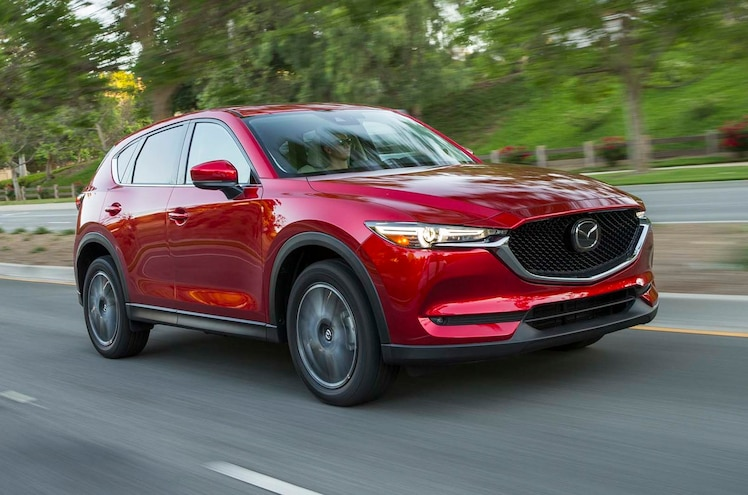 With 2017 CX-5, Mazda Adds to Its IIHS Safety Streak