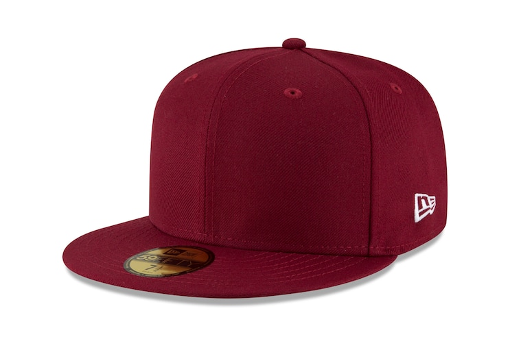 Truck Trend Legends Baseball Cap Burgundy