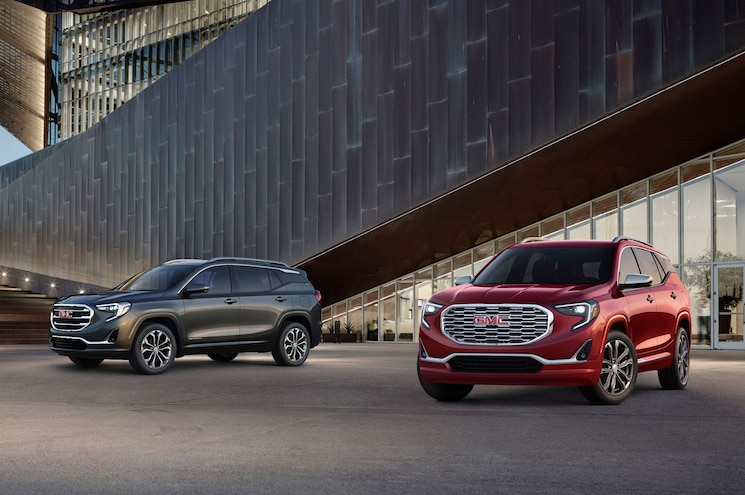 First Look: 2018 GMC Terrain