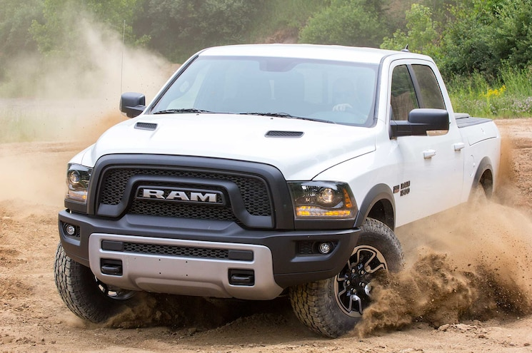 First Drive: 2015 Ram 1500 Rebel