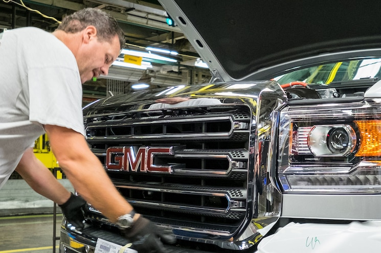 Report: GM Plant Investment To Include Mixed Metals Manufacturing