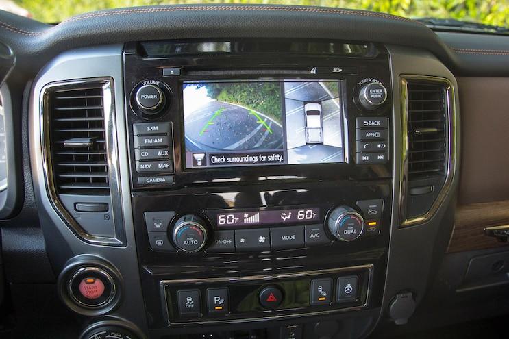 2016 Nissan Titan Xd Report 3 Rear View Camera