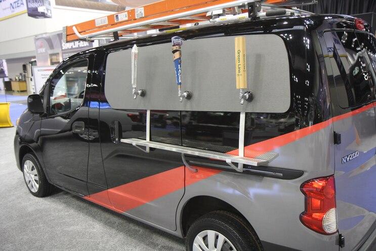 2017 NTEA Work Truck Show Taproom