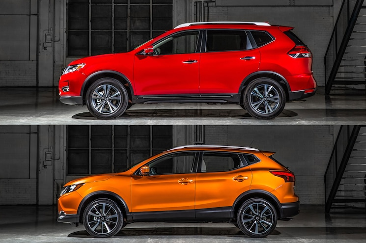 2018 Nissan Rogue Sport And Rogue 02