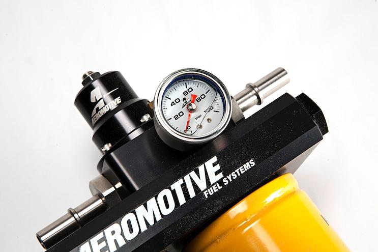 005 Aeromotive Psp Diesel Lift Pump Powerstroke Integrated Pressure Regulator