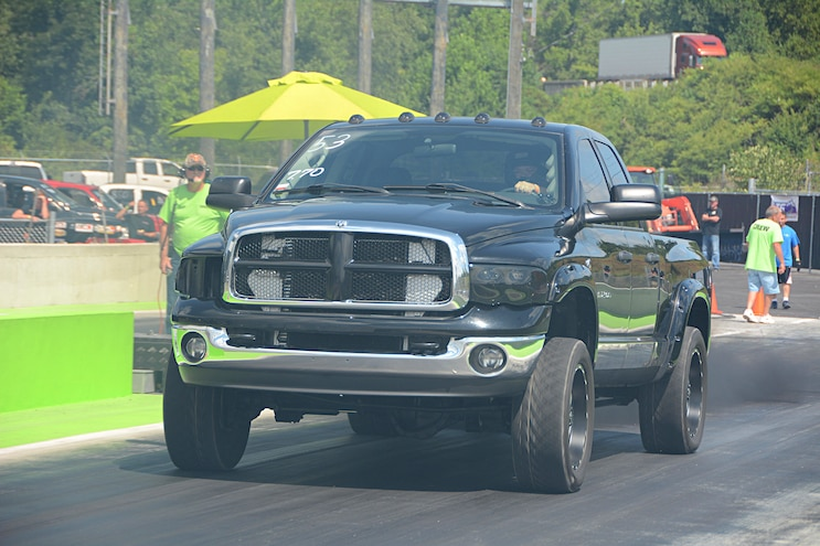 The Rocky Top Diesel Shootout Invades Crossville, Tennessee