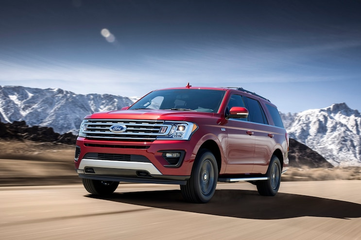 2018 Ford Expedition FX4 Lead