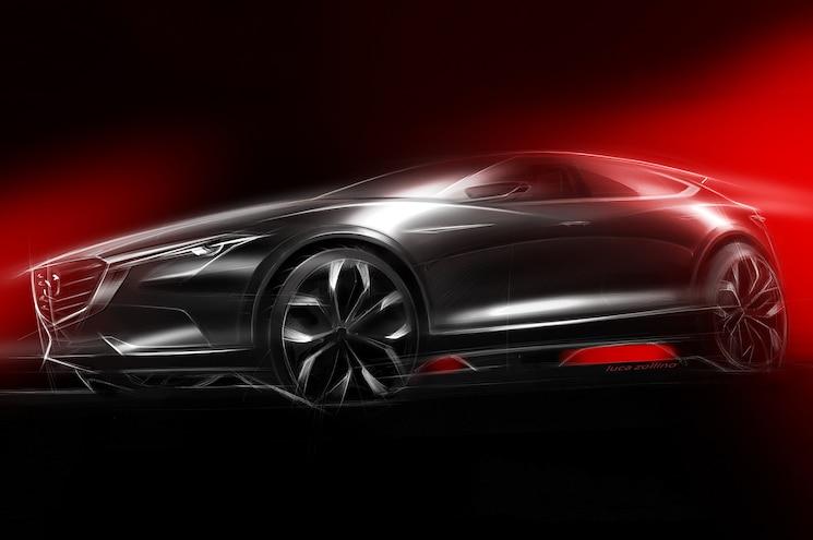 Mazda Koeru Crossover Concept Coming to Frankfurt