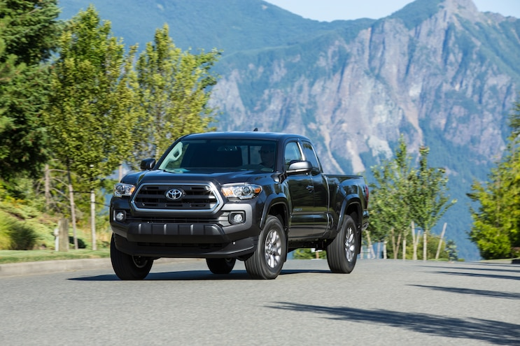 2016 Toyota Tacoma Recalled for Airbag Bolts