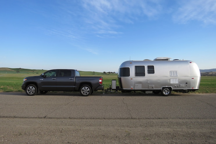 Travel Log: Airstream Sport 22FB and 2017 Toyota Tundra