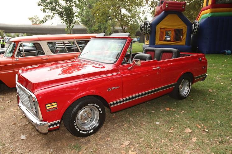 Brothers 2015 1967 1972 Chevy Blazer