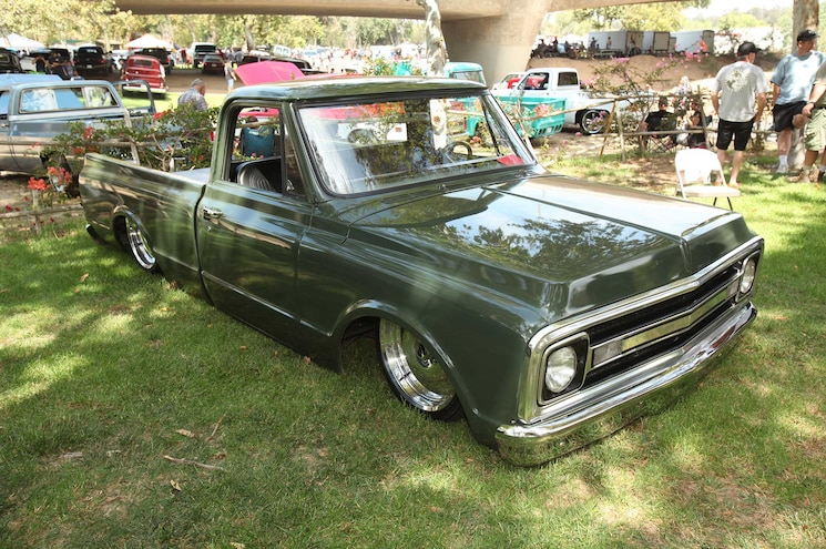 Brothers 2015 1967 1972 Chevy C10