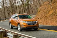 Chevy Equinox Towing Capacity >> First Drive 2018 Chevrolet Equinox 2 0l Turbo