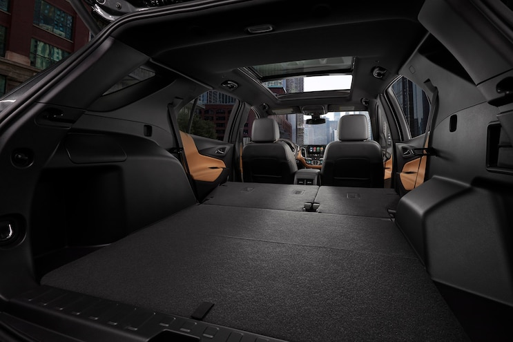 2018 Chevrolet Equinox Loadspace