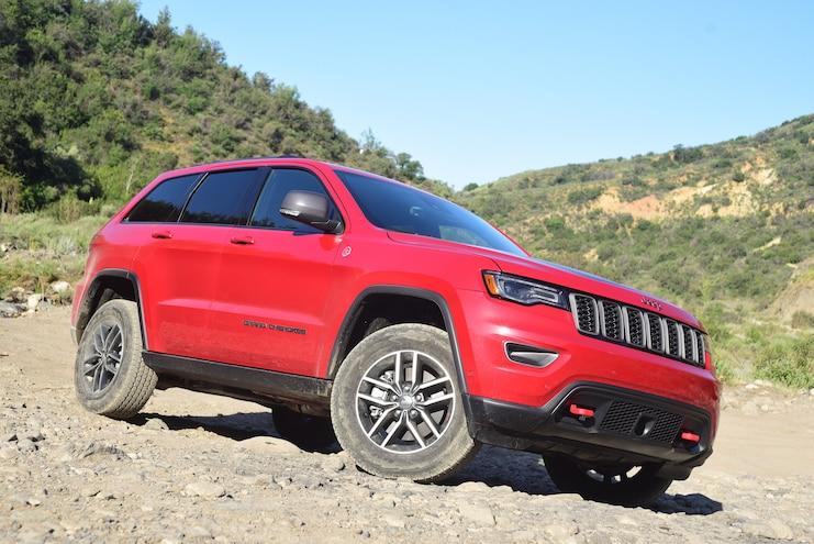 2017 Jeep Grand Cherokee Trailhawk Long Term Test Lead