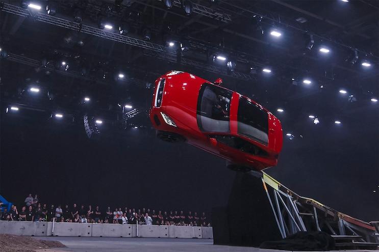 2018 Jaguar E Pace Launch 01